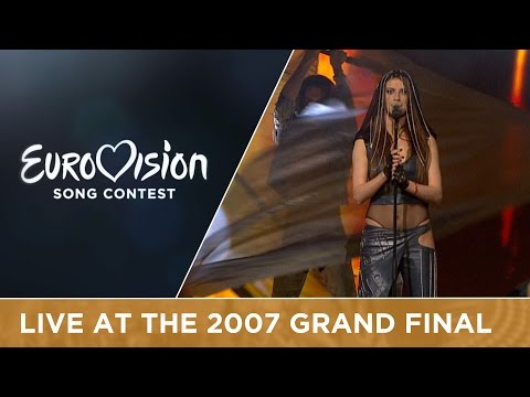 Natalia Barbu - Fight (Moldova) Live 2007 Eurovision Song Contest