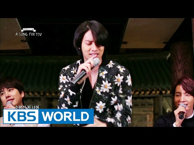 "Global Request Show : A Song For You 3 - ""This is love"" by Super Junior"