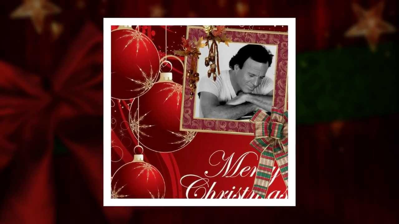 Julio Iglesias Weihnachtslieder.Julio Iglesias Christmas Navidad
