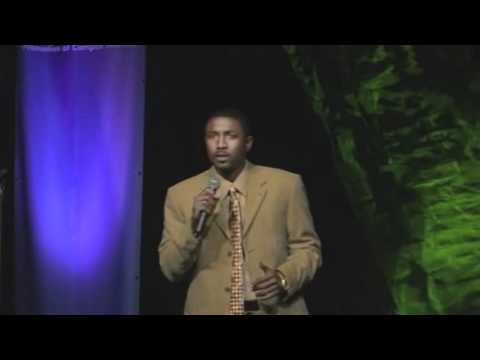 Motivational Speaker Larry Jemison Jr -Success in College