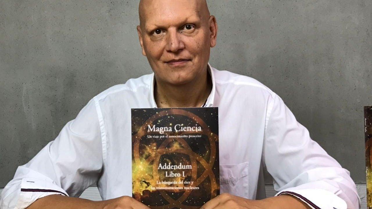 Vídeo en directo de la presentación Addendum de Magna Ciencia