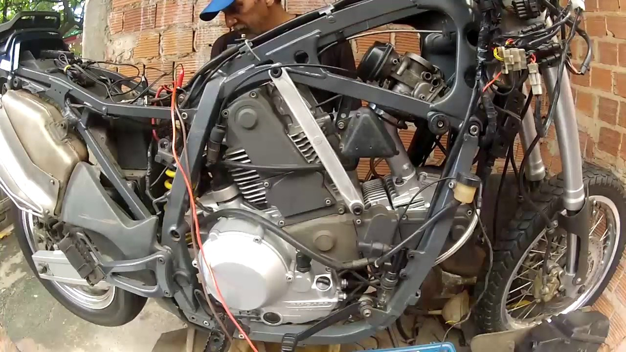 Ducati 900cc Engine