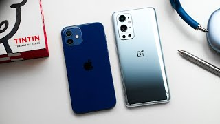 iPhone 12 vs OnePlus 9 - WHICH IS BETTER?