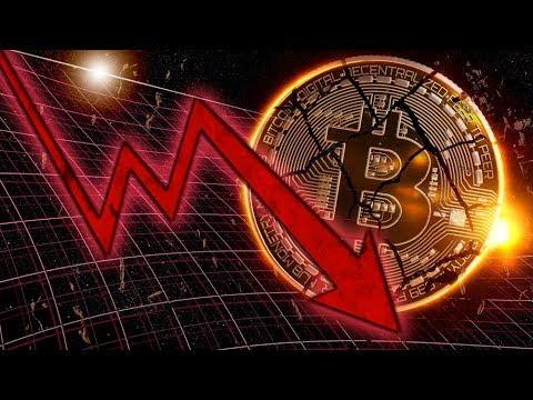 The Crypto Market Will Fall...😱 BTC 9K USD | BK Live News Headlines Bitcoin Price Predictions 2018