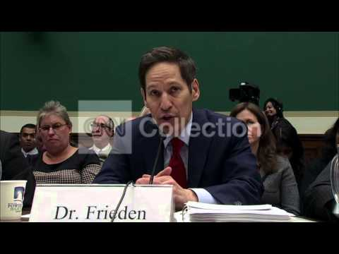 CDC ANTHRAX HRG: DIRECTOR-SHOULDN'T HAVE HAPPENED