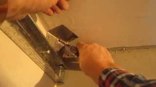 Работа в квартире нового дома ( выровнить внутренний угол )(, 2013-12-24T10:08:06.000Z)