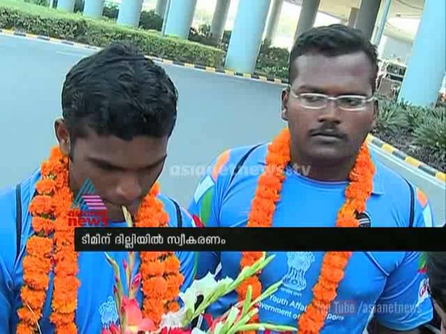 Blind cricket world cup for Indian team: അന്ധരുടെ ക്രിക്കറ്റ്  ലോകകപ്പ് കിരീടം ഇന്ത്യക്ക്