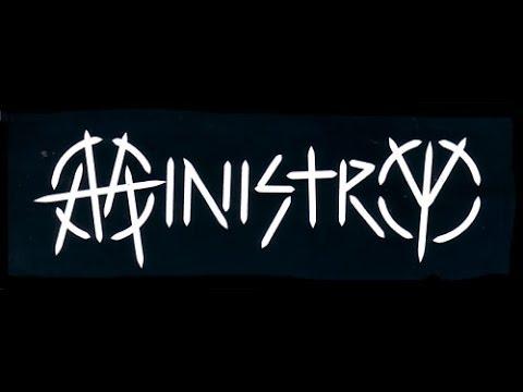 Ministry - Scarecrow (w/ Lyrics)