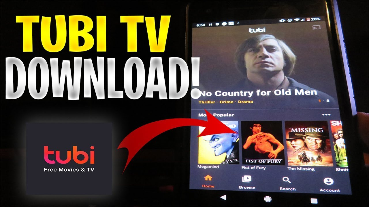 How To Download Tubi TV App On Android?