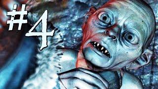 Shadow of Mordor Gameplay Walkthrough Part 4 - Tracking Gollum