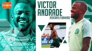 ⚽ VICTOR ANDRADE / ATACANTE / Victor Andrade dos Santos