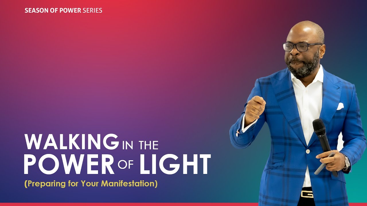 Download Walking in The Power of Light   Dr. Sola Fola-Alade   The Liberty Church London