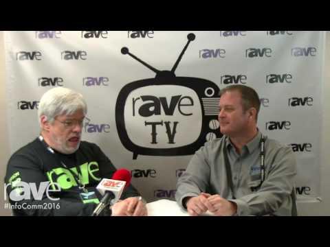 InfoComm 2016: Joel Rollins Talks to Dave Duncan of InFocus About Enterprise Collaboration