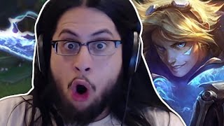 Imaqtpie - MOST AGGRESSIVE EZREAL GAMEPLAY EVER