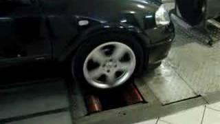 Opel Astra G Dyno