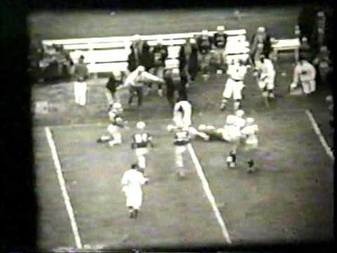 Iowa vs. Ohio State-November 14, 1959