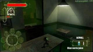 Dead Head Fred - PSP - #05. Old Hope Falls