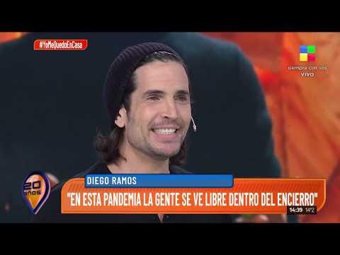 Diego Ramos le dijo en la cara Jorge RIal que en Intrusos se perseguía a los homosexuales