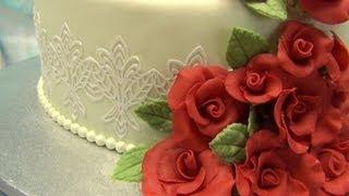 Decorare una torta a piani,TUTORIAL SEMPLICE