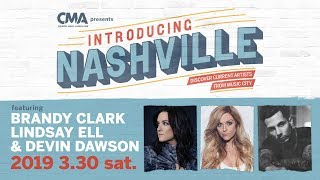 """COUNTRY MUSIC ASSOCIATION presents """"INTRODUCING NASHVILLE"""" : BLUE NOTE TOKYO 2019 trailer"""