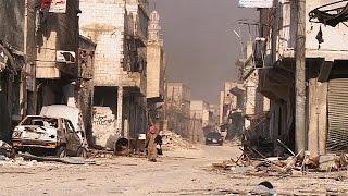 فيديو.. استمرار إجلاء أهالي شرق حلب وزيادة أعداد المراقبين الأمميين