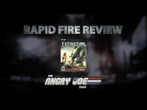 Extinction Rapid Fire Review