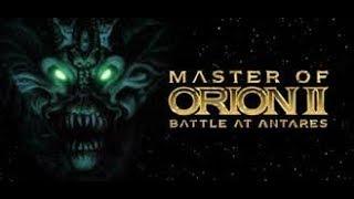 master of Orion 2 - 2018 Anniversary Stream