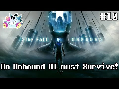 Let's Play The Fall Part 2: Unbound (10) | Using People |
