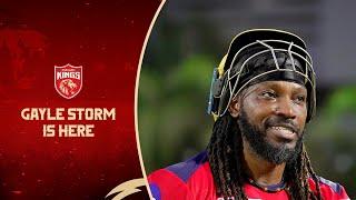 The Gayle Storm is here | Punjab Kings | IPL 2021