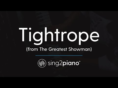 Tightrope (Piano Instrumental) originally by Michelle Williams