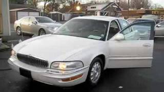 1998 Buick Park Avenue Ultra Cosmetic Reconditioning and Battery Issues