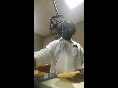 Evangelist Amos Desir talk radio host