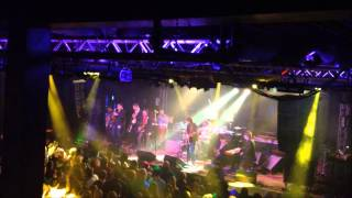 The Heard opens for George Clinton and Parliment Funkadelic- Pinch n