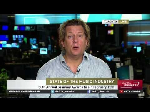 Music expert Alan Cross on concert ticket sales