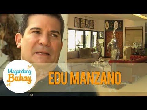 Magandang Buhay: The story behind Edu Manzano's house