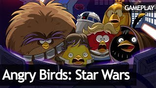 Angry Birds: Star Wars (Xbox 360) - Gameplay