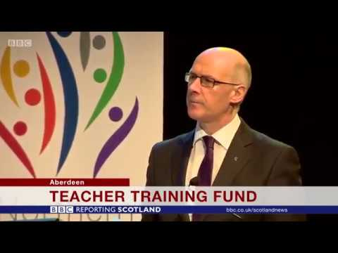 Item on new funding for teachers
