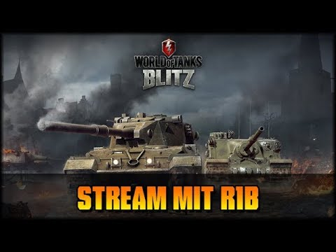 Stream mit R1B - World of Tanks Blitz [ deutsch 🐄 gameplay ] thumbnail