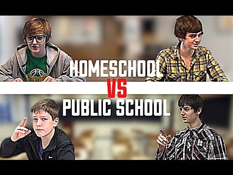 HomeSchool VS Public School