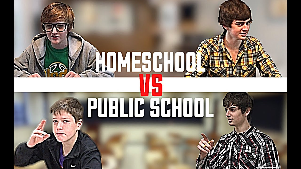 public school versus home school Sometimes the difference between a complete online education and a home-schooled education can be lost on potential students but don't worry, we have experts to help explain the difference to you.