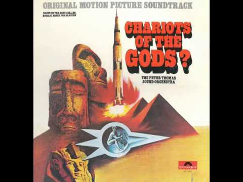 Reminiscences Of The Future - Peter Thomas Sound Orchestra - Chariots Of The Gods