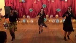 г. Саратов, коллектив ЛОДОС!!! цыганский танец, танцы