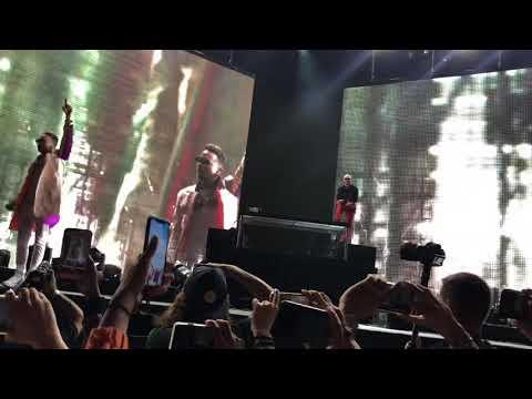 TAKI TAKI - DJ SNAKE featuring OZUNA, CARDI B, & SELENA GOMEZ @ Coachella Weekend 1