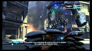 Binary Domain Gameplay PC (HD) Comentado Español