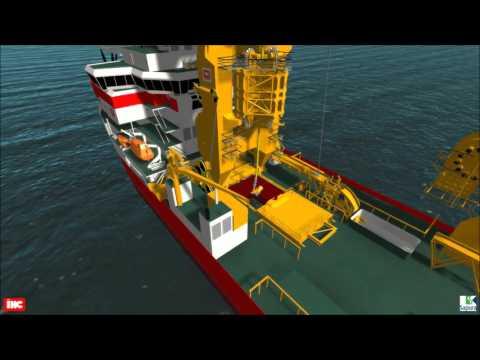 Pipe Lay Simulator