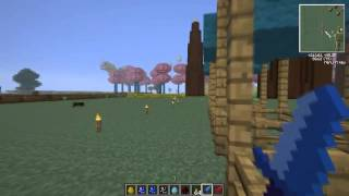 Adventure Time Mod for Minecraft [HD]