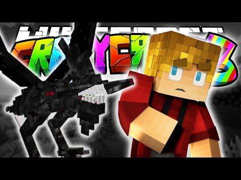 Minecraft Crazy Craft 3.0: NIGHTMARE REALM! #19