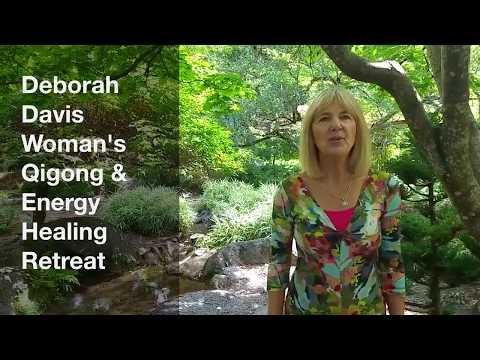 Deborah Davis   Women's Qigong & Energy Healing Retreat