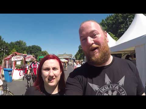Mega Vlog #1 - Berlin & With Full Force Festival 2017