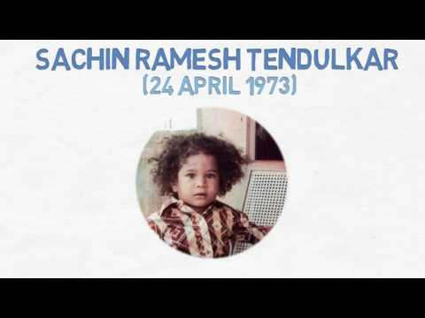 biography of Sachin Ramesh Tendulkar